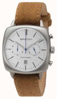Briston Mens clubmaster vintage acero beige 16140.S.V.2.LFCA