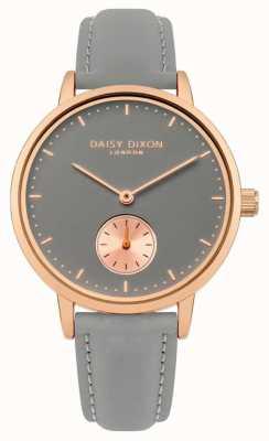 Daisy Dixon Mujer gris sadie correa gris marcar DD048E