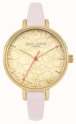 Daisy Dixon Womens phoebe floral estampado oro DD042G
