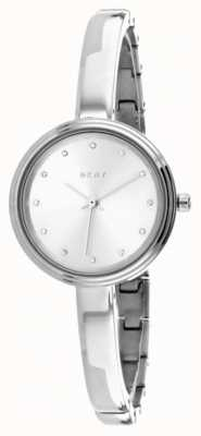 DKNY Womans murray acero inoxidable plata NY2598