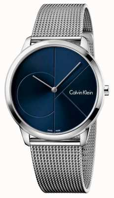 Calvin Klein Correa de acero inoxidable para hombre K3M2112N
