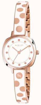 Radley Womans Kennington crema esmalte punto RY4272