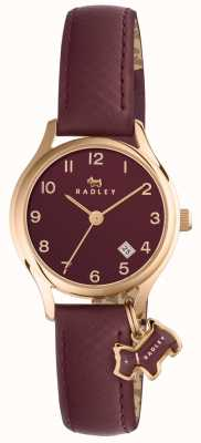 Radley Womans liverpool calle mini marrón RY2448