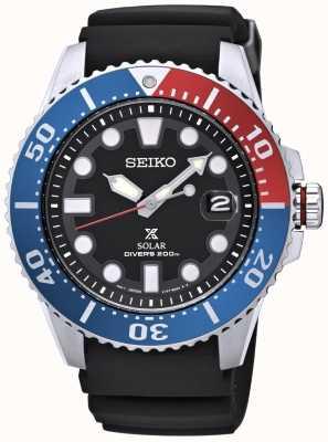 Seiko Reloj solar de los buceadores del prospex del Mens SNE439P1