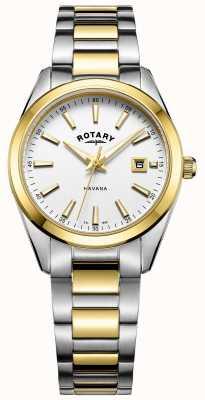 Rotary Mujer habana dos tonos LB05080/02