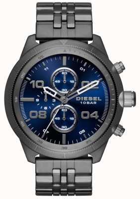 Diesel Reloj para hombre con candado cronógrafo DZ4442