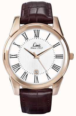 Limit Reloj de cuero para hombre 5453.01