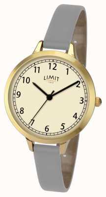 Limit Reloj mujer gris / violeta correa 6228