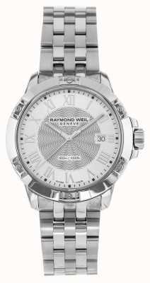 Raymond Weil Hombre tango acero cuarzo plata 8160-ST-00658