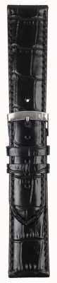 Morellato Correa sólo - samba cocodrilo negro 18mm A01X2704656019CR18