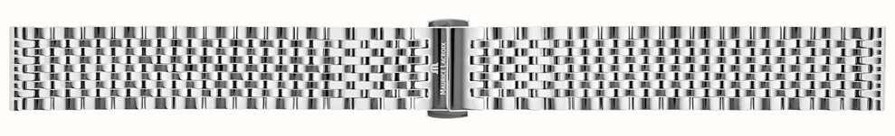 Maurice Lacroix Correa solo brazalete milanese de acero inoxidable de 16 mm ML450-005001