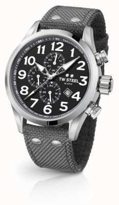 TW Steel Mens volante gris 45mm cronógrafo VS13