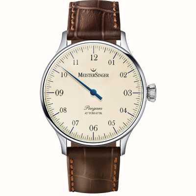 MeisterSinger Reloj automático Meistersinger pangea PM903