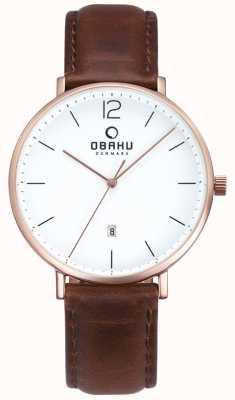 Obaku Reloj para hombres V181GDVWRN