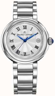 Maurice Lacroix Fiaba 36mm acero inoxidable señoras reloj FA1007-SS002-110-1