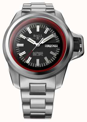 Ball Watch Company Ingeniero hidrocarburo devgru automático mens NM3200C-SJ-BK