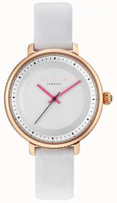 Ted Baker Womans isla 36mm reloj blanco TE10031529