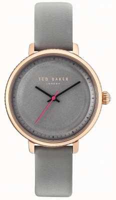 Ted Baker Womans isla 36mm reloj gris TE10031534