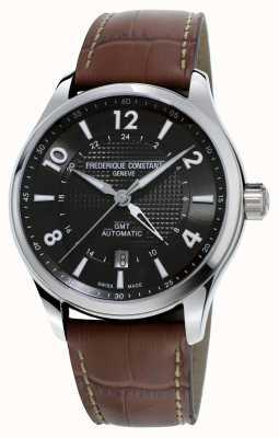 Frederique Constant Reloj auto runabout de edición limitada y modelo de barco FC-350RMG5B6