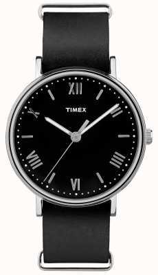 Timex Correa negra para hombres TW2R28600