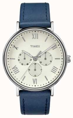 Timex Mens multifunción southview cronógrafo azul TW2R29200