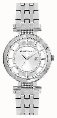 Kenneth Cole Pulsera de acero inoxidable KC15005003