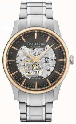 Kenneth Cole Pulsera de acero inoxidable KC15110001