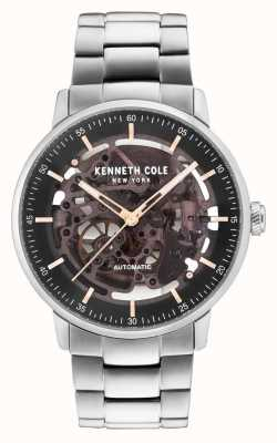 Kenneth Cole Pulsera automática de acero inoxidable KC15104004