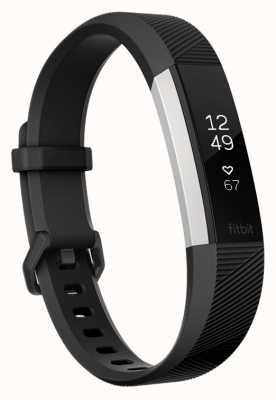 Fitbit Alta hr - negro, grande FB408SBKL-EU
