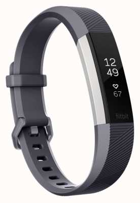 Fitbit Alta hr - gris, pequeño FB408SGYS-EU