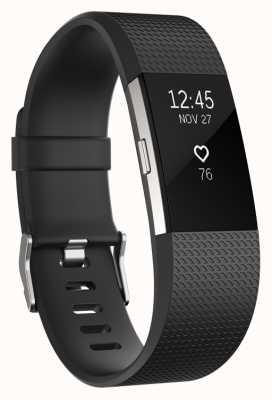 Fitbit Carga 2 - negro, grande FB407SBKL-EU