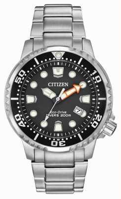 Citizen Acero inoxidable del promaster de los eco-impulsión de los hombres BN0150-61E