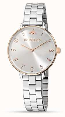 Morellato Reloj de oro rosa ninfa para mujer R0153141504