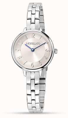 Morellato Reloj pequeño de acero inoxidable para mujer Petra R0153140511