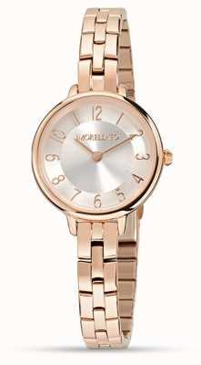 Morellato Reloj de oro rosa rosa petra de mujer R0153140510