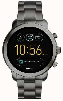 Fossil Mens deporte q explorador smartwatch FTW4001