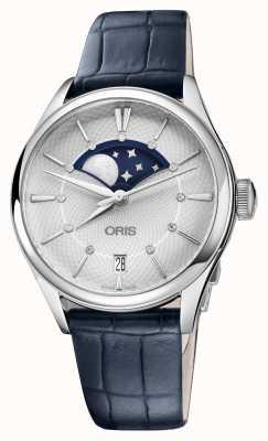 Oris Artelier grande lune moonphase fecha 01 763 7723 4051-07 5 18 64FC