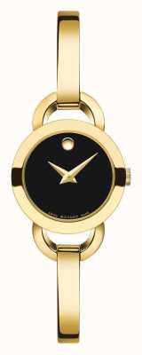 Movado Reloj damas rondiro 0606888