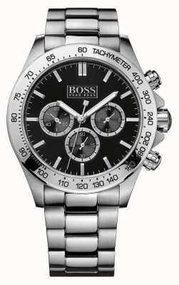 Hugo Boss Ikon cronógrafo acero inoxidable 1512965