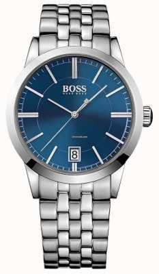 Hugo Boss Reloj de éxito para hombre reloj azul 1513135