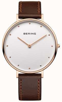 a13da7095d6b Bering Relojes - Minorista Oficial para el Reino Unido - First Class ...
