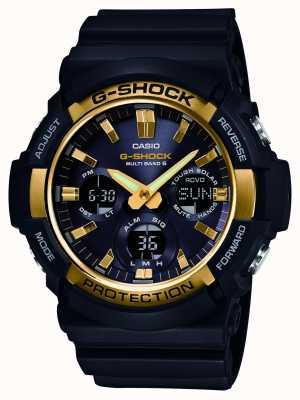 Casio Mens g-shock waveceptor alarma crono GAW-100G-1AER