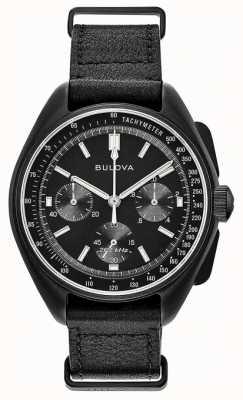 Bulova Cronógrafo piloto lunar para hombre edición especial 98A186