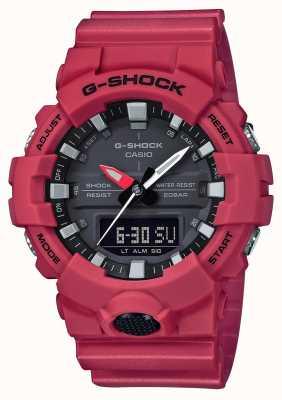 Casio Reloj de pulsera multifunción GA-800-4AER