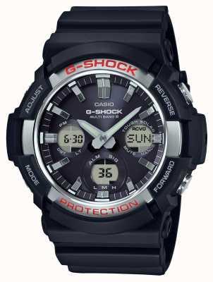 Casio G-choque waveceptor alarma cronógrafo GAW-100-1AER