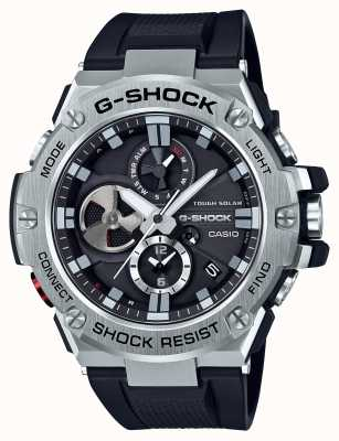 Casio G-steel bluetooth triple connect mens cronógrafo GST-B100-1AER