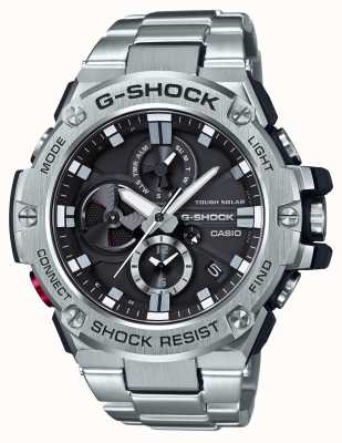 Casio G-steel bluetooth triple connect cronógrafo para hombre GST-B100D-1AER