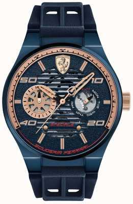 Scuderia Ferrari Especial azul 0830459