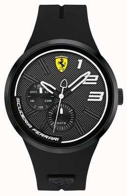 Scuderia Ferrari Dial negro Fxx 0830472