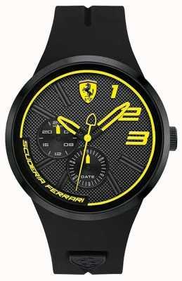 Scuderia Ferrari Dial amarillo y negro Fxx 0830471